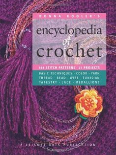 Crochet Stitches Visual Encyclopedia Free Ebook : ... Crochet Books on Pinterest Crochet Stitches, Sims and Crochet Books