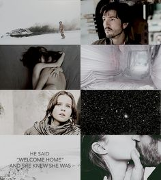 Jyn/Cassian AU on Hoth.      Their little room, tucked away in the winding corridors of Echo Base, is the first place in years Jyn has been proud to call her own. The days on Hoth are marred by an all-consuming war, and the frigid nights stretch on endlessly. But Jyn sleeps warm with Cassian's arms around her, his breath steady on her shoulder.