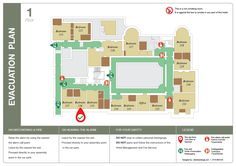 Hotel Evacuation Plan  Fire Evacuation Plans