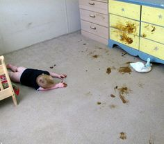 Or this. NOPE. | 19 Reasons You Should Be Glad You Aren't A Parent @Ryne Austin