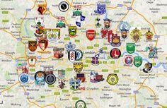 London Football Clubs.