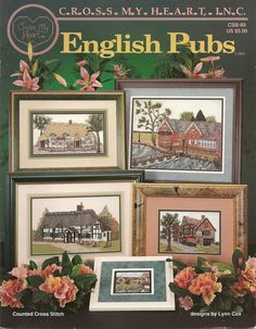 English Pubs booklet