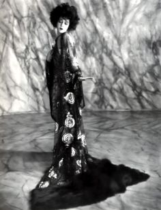 """Alla Nazimova, """"Camille"""", 1921"""