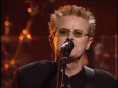 Don Henley - All She Wants To Do Is Dance <3  YUMMY!! <3  He looked really good in this 2000 'Inside Job' DVD Solo release! <3