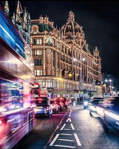 Harrods, Knightsbridge, Westminster