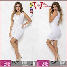VESTIDO COLOMBIANO 26013  Precio: 38,99€  Disponible en nuestra página web www.mayret.com