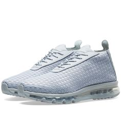 Nike Air Max Woven Boot (Wolf Grey & White)