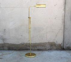 Image of Brass Pharmacy Floor Lamp
