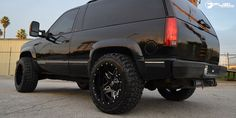Gallery - Fuel Off-Road Wheels Custom Chevy Trucks, Ford Pickup Trucks, Gm Trucks, Cool Trucks, Lifted Trucks, Chevrolet Suburban, Chevrolet Tahoe, Lifted Chevy Tahoe, 2 Door Tahoe