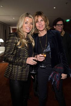 Edwina TopsAlexander and Virginie CouperieEiffel attend the private screening of James Franco Documentary Film 'The Director' cohosted by Gucci and...