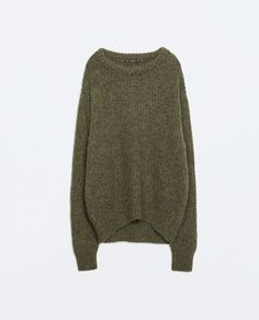 Image 7 of CREW-NECK SWEATER from Zara