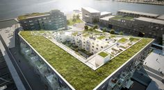 Sørenga residential complex 2 - Mad AS