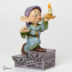 A Light in the Dark - Dopey with Candle