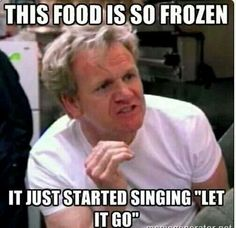 Frozen…THIS IS THE BEST ONE YET