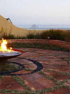 Eclectic Firepits Design, Pictures, Remodel, Decor and Ideas - page 3