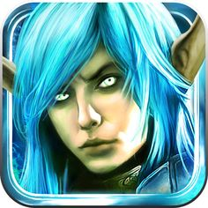 Order and Chaos iOS App Icon