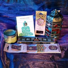 The beautifully sparkling Karma Kollection is the perfect gift It includes several items from the Karma scents range that come in several different Christmas Gift Sets, Moroccan Lanterns, Incense Cones, Tin Candles, Incense Holder, Stand Tall, Tea Light Holder, Karma, Tea Lights