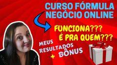FÓRMULA NEGÓCIO ONLINE FUNCIONA? É pra quem? Meus resultados |Mafalda Melo