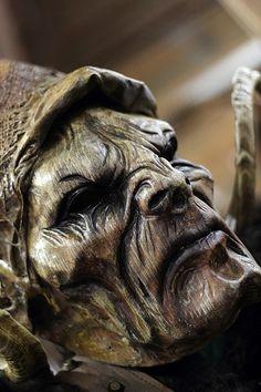 Rettei Masken | Maskenschnitzer Andreas Rettenbacher
