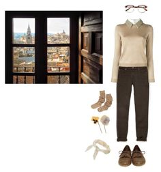 """Arthur"" by asmin ❤ liked on Polyvore featuring IRO, Alice + Olivia, Steve Madden and Dorothy Perkins"