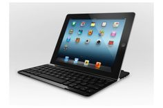 As more and more people are using the iPad for quote-real-unquote work, iPad keyboards are becoming popular accessories, offering the tactile advantages of real keys without sacrificing the iPad's portability and touchscreen interface.