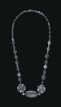Bid in-person or online for the upcoming auction:Ancient Jewelry on 13 December 2013 at New York Renaissance Jewelry, Medieval Jewelry, Ancient Jewelry, Old Jewelry, Ethnic Jewelry, Antique Jewelry, Vintage Jewelry, Jewelry Making, Silver Jewellery