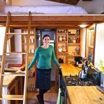 School Teacher builds Tiny House