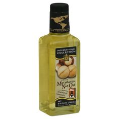 International Collection Macadamia Nut Oil, 8.45 oz >>> See this awesome product  at baking desserts recipes board