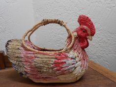 Rooster Basket