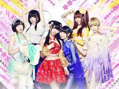 "Newest Dempagumi.inc Single ""Sakura Apparition"" Available in 9 Flavors"