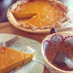 Red Kuri Squash Pie w/ Savory Crust Pumpkin Recipes, Veggie Recipes, Sweet Recipes, Cookie Recipes, Kuri Squash Recipe, Red Kuri Squash, Buttercup Squash, Squash Pie, Delicious Desserts