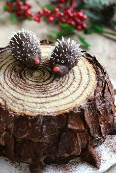 Christmas Deco, Christmas Treats, Xmas, Hungarian Desserts, Cake Decorating Tips, Creative Food, Christmas Inspiration, No Bake Cake, Amazing Cakes