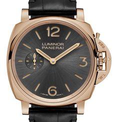 Officine Panerai Luminor Due Collection - Премьера новой коллекции часов от Оффичине Панераи | Luxurious Watches