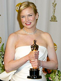 """Rene Zellweger - Best Supporting Actress Oscar for """"Cold Mountain"""" 2003"""