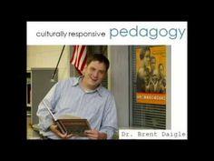 Culturally Responsive Pedagogy, via YouTube. Includes CALPs and BICs