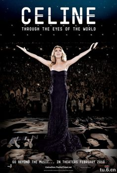 celine dion: through the eyes of the world...I love this DVD!!