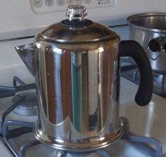 How to Use a Stove Top Coffee Percolator | Delishably