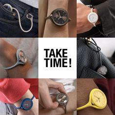 VRECKOVÉ HODINKY TAKE TIME! | Do vrecka aj na ruku
