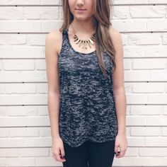 Burn Out Tank - Hunnis Urban Boutique