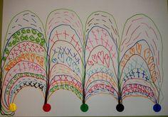 Ens divertim fent grafismes Kindergarten Art, Preschool, First Day First Grade, Architectural Signage, 2nd Grade Art, Learning To Write, Fine Motor Skills, Under The Sea, Handwriting