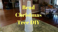 Bead Christmas Tree DIY