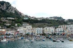Capri.  \\ Anacapri