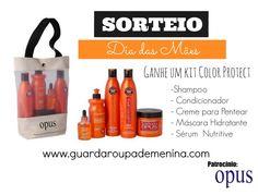 Guarda-Roupa de Menina: Sorteio - Kit Color Protect