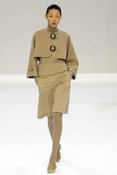 Akris Fall 2006 Ready-to-Wear Fashion Show - Han Jin