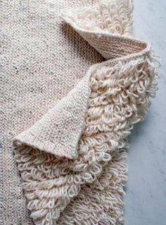 Rug Knitting Patterns