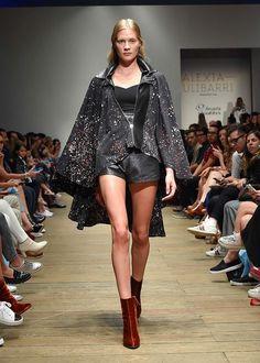 Alexia Ulibarri.  Mercedes Benz Fashion Week México 2017 / Primavera - Verano