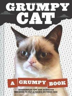 Mommy got me this too!!☺ She rocks huh?!? Lol Grumpy Cat: A Grumpy Book, http://www.amazon.com/dp/1452126577/ref=cm_sw_r_pi_awdm_1fK8sb0E8CE5G