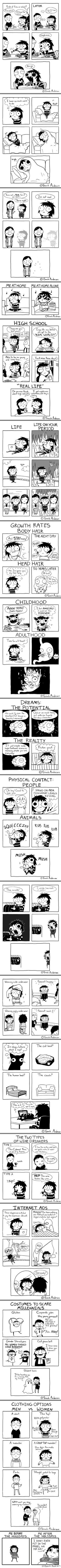 New Sarah Andersen is the best Sarah Andersen