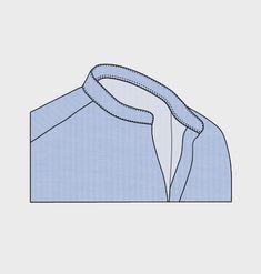Fiche couture: le col mao