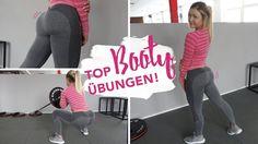 GROßER PO! Top Booty Übungen | So funktionierts!